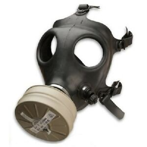 Israeli Gas Mask Nbc Filter Adult size New sealed W drinking System Adult Size