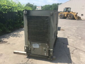 Used Cat 3306 100kw Diesel Generator All Complete And Run Tested