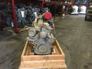 2012 John Deere 4039t Diesel Engine 114hp All Complete And Run Tested