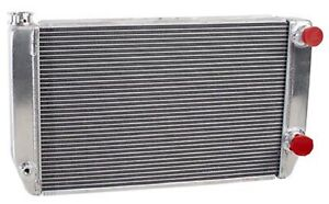 Griffin 1 58241 X Aluminum Universal Fit Radiator For Chevy Dodge Racer