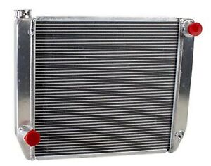 Griffin 1 26202 X Aluminum Universal Fit Radiator For Ford Dodge Charger