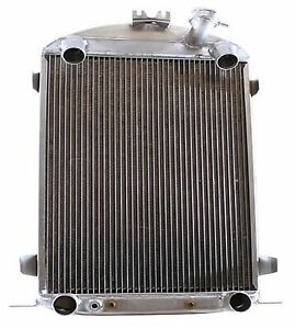 Griffin 7 70083 Aluminum Exact Fit Radiator For Ford Flat Head