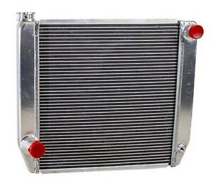 Griffin 1 26182 X Aluminum Universal Fit Radiator For Ford Dodge Racer