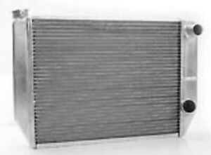 Griffin 1 70220 Lightweight Aluminum Universal Fit Radiator For Street Rod