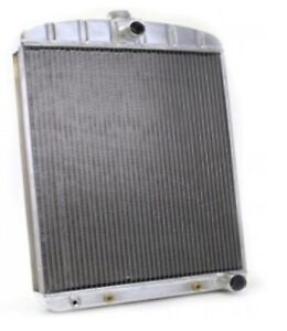 Griffin 1 70212 Lightweight Aluminum Universal Fit Radiator For Street Rod