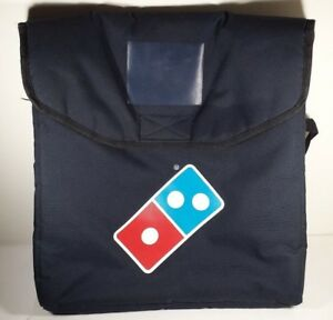 Dominos Insulated Heat Thermal Pizza Delivery Carry Bag Large 18 X 21