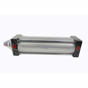 Pneumatic Standard Cylinder Sc 100 X 300 Pt 1 2 Bore 4 Stroke 12 Free Shipping