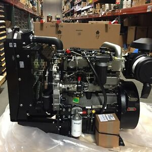 Perkins 1104d 44t Industrial Power Unit Diesel Engines 91 Hp