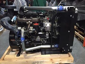 Perkins 1104d 44ta Industrial Power Unit Diesel Engines 108 Hp