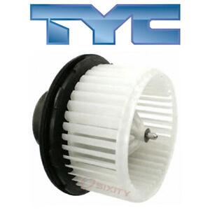 2003 2010 Chevy Surburban Gmc Yukon Tyc Front Heater Blower Tyc 700164 Twist In