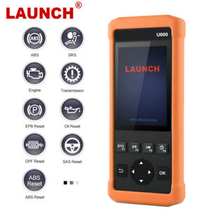 Car Code Reader Auto Scanner Obd2 Car Diagnostic Tool Launch X431 Creader 8021