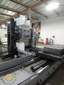 Haas Hs 6r 84 X 50 Y 60 Z Cnc Horizontal Machining Center New 2002