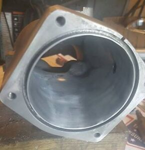Cobalt Ss Ported Supercharger Housing W New Needle Bearings Rotors 04 07