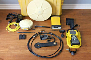 Trimble Sps880 Sps850 Extreme Gps Gnss Glonass Base Rover Rtk System Tsc2 900mhz