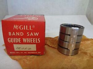 New Mcgill Gr 24 d Band Saw Guide Wheels