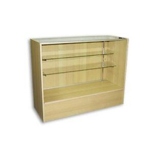 Maple Full Top And Front Display 4ft