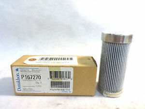 New In Box Donaldson P167270 Hydraulic Filter Cartridge