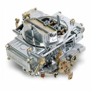 Holley 0 1850s 600 Cfm Classic Holley Carburetor