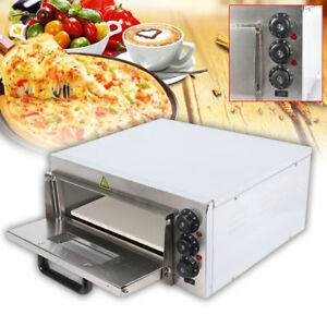 16 Inch Pizza Oven Bread Roaster Baking Oven Stove Comercial Kitchen Home Baker