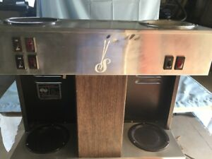 Bunn Bunn o matic Model Vps 3 Burner Coffee Brewer