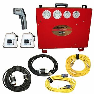 Hotel Rooms Bed Bug Heating Solution 220 20 Amp Ptac Units Kills All Bed Bugs