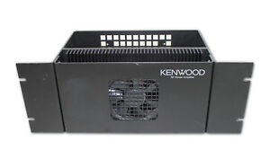 Kenwood Tpl Rf Low Band 29 50 Mhz Power Amplifier Pa1 1fe rxrf 60w In 100w Out