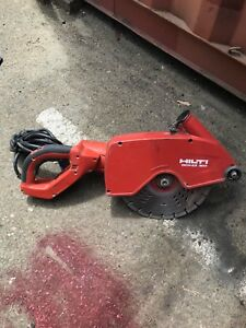 Hilti Dch ex300 Concrete Cut Off Saw