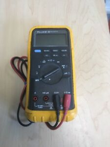 Fluke 85iii True Rms Multimeter