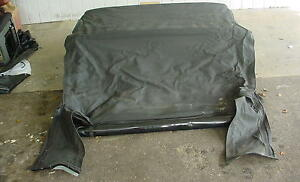 2001 Jeep Wrangler Soft Top With Frame 1997 2006 Oem_used