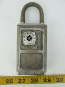 Vintage Supra c Lock Box No Key Realator Title 6360 Skuags