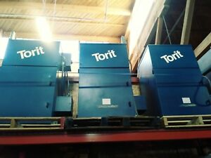 Torit Cabinet Dust Collector model 80cab excellent Condition