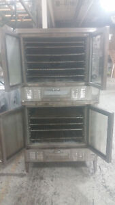 Blodgett Gzl 10 Double Stack Convection Oven Natural Gas W 10 Racks Great Deal
