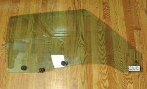1971 74 Cadillac Coupe Passenger Side Door Window Glass Buick Oldsmobile Pontiac