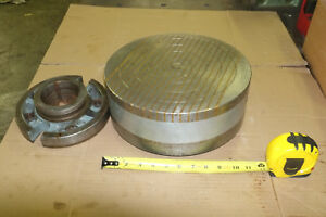 12 Round Magnetic Chuck