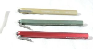 Alcon Grieshaber Synergetics Handle Ophthalmic Instrument Lot Swiss 612 71 612 E