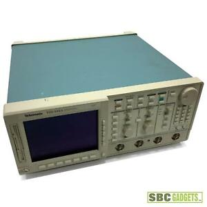 Tektronix Tds544a 500mhz 1gs s Color 4 Channel Digitizing Oscilloscope