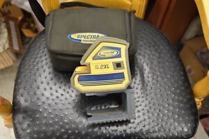 Spectra Precision 5 2xl 5 point And 2 line Laser Level With Magnetic Mount
