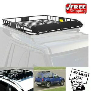 Roof Racks For Trucks Top Mounted Sport Cargo Carrier Suv Jeep Grand Cherokee Xj