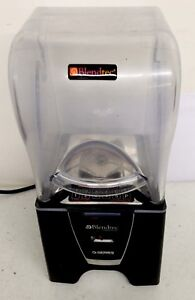 Blendtec Commercial Blender Q Series Model Icb4 Smoother 18 Countertop Drop In