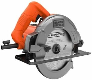 NEW Black & Decker CS1004-B5 1400W Circular Saw 220-240V OVERSEAS USE ONLY