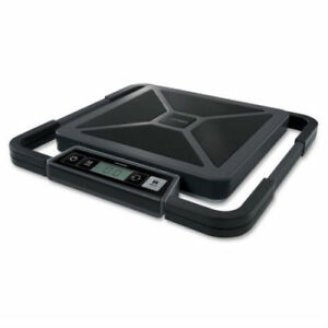 Dymo 100 Lb Digital Usb Shipping Mail Scale Black Ac Adapter Home Office