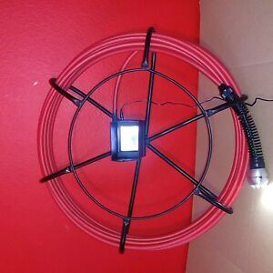 Pipe Cleaner Sewer Drain Video Camera Pipe Inspection Endoscope