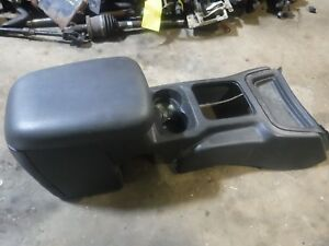 Jeep Grand Cherokee Wj 99 04 Factory Center Console Oem See Ad