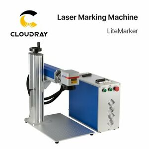30w Raycus Fiber Laser Marking Machine For Marking Metal Stainless Steel