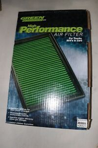 New Green High Performance Air Filter 2017 Filter Fro L6 v8 87 97