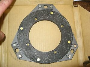 John Deere Tractor B 50 520 530 Clutch Disc With Riveted Linings Ab3471r Ab4828r