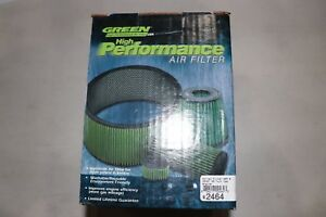New Green High Performance Air Filter 2029 Ford Mustang 94 97