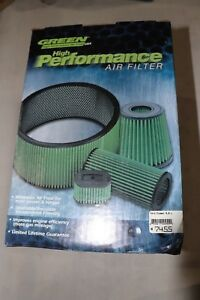 New Green High Performance Air Filter 7455 Ford Diesel 6 0l