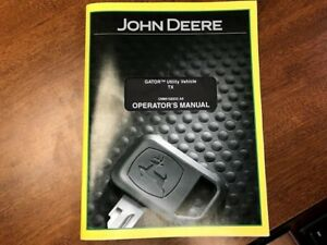 John Deere Tx Gator Utility Vehicle Operator s Manual 111