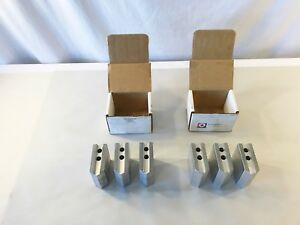 2 Boxes Us Shop Tools Chuck Jaws Kt 6300a Three Jaws Per Box total Of Six Jaws